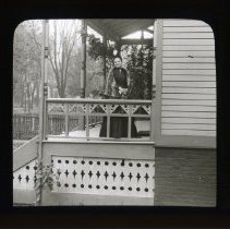Image of Neighbors' Gossip - Adrian Vanderveer Martense collection