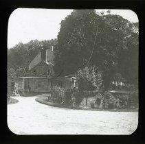 Image of [J. McElvery's house, Flatbush] - Adrian Vanderveer Martense collection
