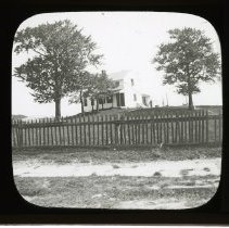 Image of Prospect Park, House, Torn Down 1889 - Adrian Vanderveer Martense collection