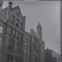 Image of [Front of Packer from west]  - Packer Collegiate Institute records