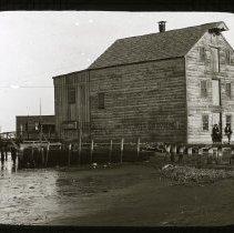 Image of Van Wicklen Mill - Ralph Irving Lloyd lantern slides