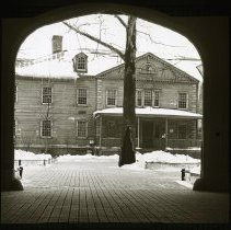Image of Erasmus Hall - Ralph Irving Lloyd lantern slides
