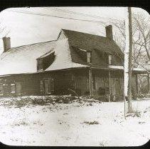 Image of Crook's Mill House - Ralph Irving Lloyd lantern slides