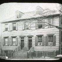 Image of Remsen House, Joralemon Street - Ralph Irving Lloyd lantern slides