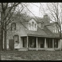 Image of DuBois House, 22nd Avenue and Ocean Parkway - Ralph Irving Lloyd lantern slides