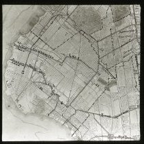 Image of Map of the town of New Utrecht - Ralph Irving Lloyd lantern slides