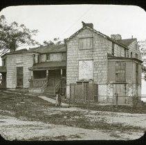 Image of Schermerhorn Farm House - Ralph Irving Lloyd lantern slides
