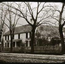 Image of J.C. Bergen House - Ralph Irving Lloyd lantern slides