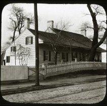 Image of Peter Wyckoff House - Ralph Irving Lloyd lantern slides