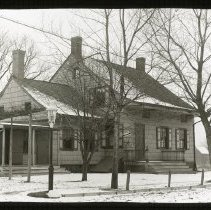 Image of J.M. Remsen House - Ralph Irving Lloyd lantern slides