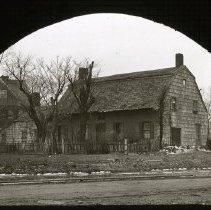 Image of Jere Conover House - Ralph Irving Lloyd lantern slides