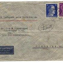 Image of RG-181 Envelope Side A