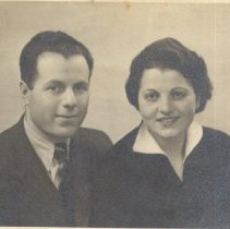 Image of Eric and Hilde Blumenthal