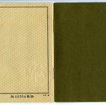 Image of Reisepass_32 And Endpaper_1