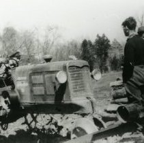 Image of Tractor Work