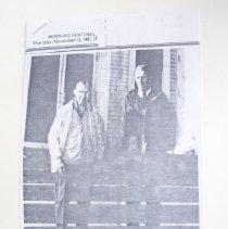 Image of 1981.106.002 - Newspaper