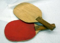 Image of 1986.114.116 - Paddle, Table Tennis