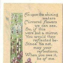 Image of 1987.092.150 - Card, Greeting