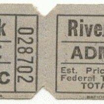 Image of Riverside Park ticket