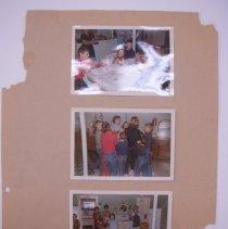 Image of 1997.032.001b - Scrapbook