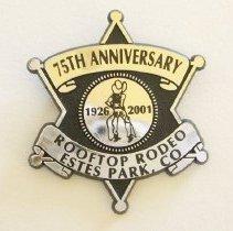 Image of 2011.020.005 - Badge, Insignia