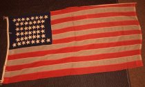 Image of 1978.007.001 - Flag