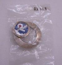 Image of 1983.090.008 - Pin, Insignia