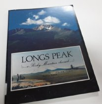 Image of 917.88 TRI - An account of the history, geology, and ecology of Longs Peak.  Includes climbing ratings, notable Longs Peak firsts, and a record of deaths that occurred on Longs Peak.