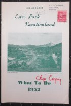 Image of Vacationland Collection - 2012.018.004