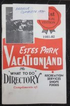 Image of Vacationland Collection - 2012.018.047