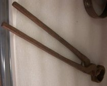 Image of 1970.006.001 - Pincers, Farrier's