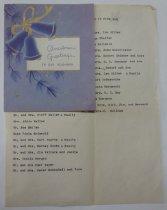 Image of 1987.026.003 - Card, Greeting
