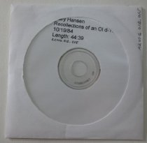 Image of Oral History Collection - 2006.012.015
