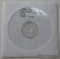 Image of Oral History Collection - 2006.012.060a