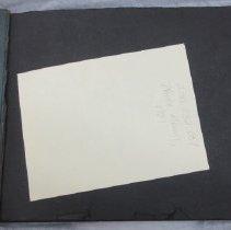 Image of 2000.032.001 - Scrapbook