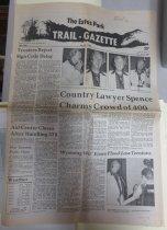 Image of Estes Park Trail-Gazette