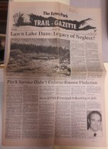 Image of Estes Park Trail-Gazette