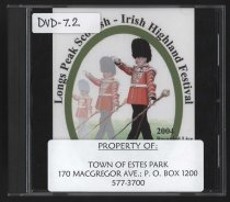 Image of 394.509788 LON 2004 music - audio recording of concerts from 2004 Scottish Irish Festival