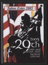 Image of 394.509788 LON 2005 tattoo - Live-action coverage of the 2005 Longs Peak Scottish/Irish Highland Festival, held in Estes Park, Colorado.