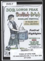 Image of 394.509788 LON 2006 highlights - Highlights of the Longs Peak Scottish/Irish Highland Festival in Estes Park, Colorado