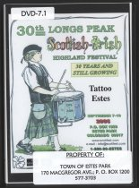 Image of 394.509788 LON 2006 tattoo - Live-action coverage of the 2006 Longs Peak Scottish/Irish Highland Festival, held in Estes Park, Colorado.