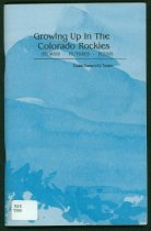 Image of 920 TAN - True stories of the author of growing up in Fort Collins and spending her summers in Estes Park.