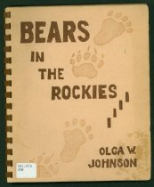 Image of 591.973 JOH - A collection of legends and stories that answer many questions about the nature and behavior of bears.
