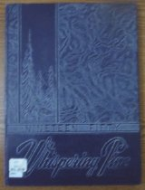Image of 373.3978 WHI 1950 - The 1950 volume of the Estes Park High School yearbook, titled The Whispering Pine.
