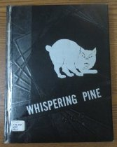 Image of 373.3978 WHI 1960 - The 1960 volume of the Estes Park High School yearbook, titled The Whispering Pine.