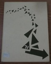 Image of 373.3978 WHI 1971 - The 1971 volume of the Estes Park High School yearbook, titled The Whispering Pine.