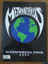 Image of 373.3978 WHI 2000 - The 2000 volume of the Estes Park High School yearbook, titled The Whispering Pine.