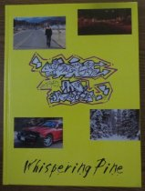 Image of 373.3978 WHI 2001 - The 2001 volume of the Estes Park High School yearbook, titled The Whispering Pine.