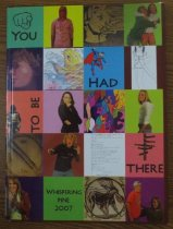 Image of 373.3978 WHI 2007 - The 2007 volume of the Estes Park High School yearbook, titled The Whispering Pine.