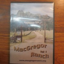 Image of The DVD includes chapters on the history of the Ranch, the MacGregor Ranch today, and the complete museum tour which takes you through the 1896 home of the MacGregors.